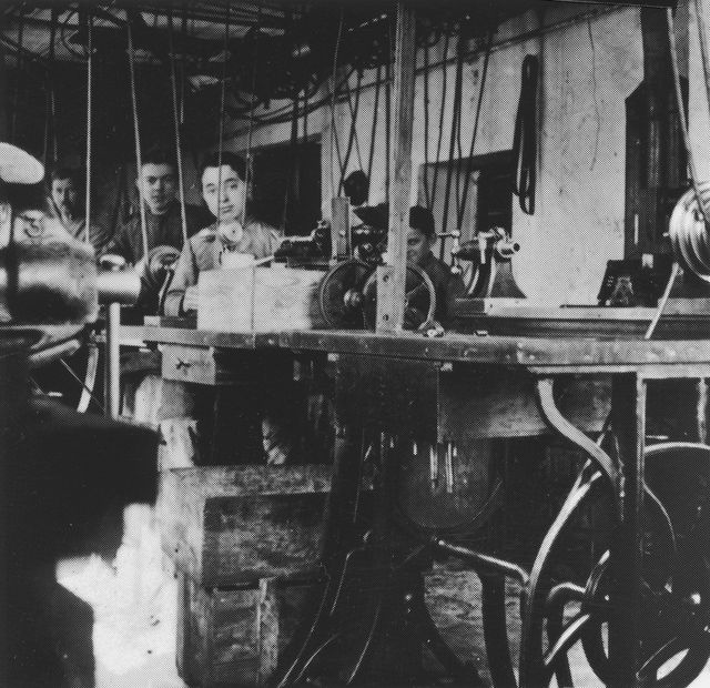 Production in 1920